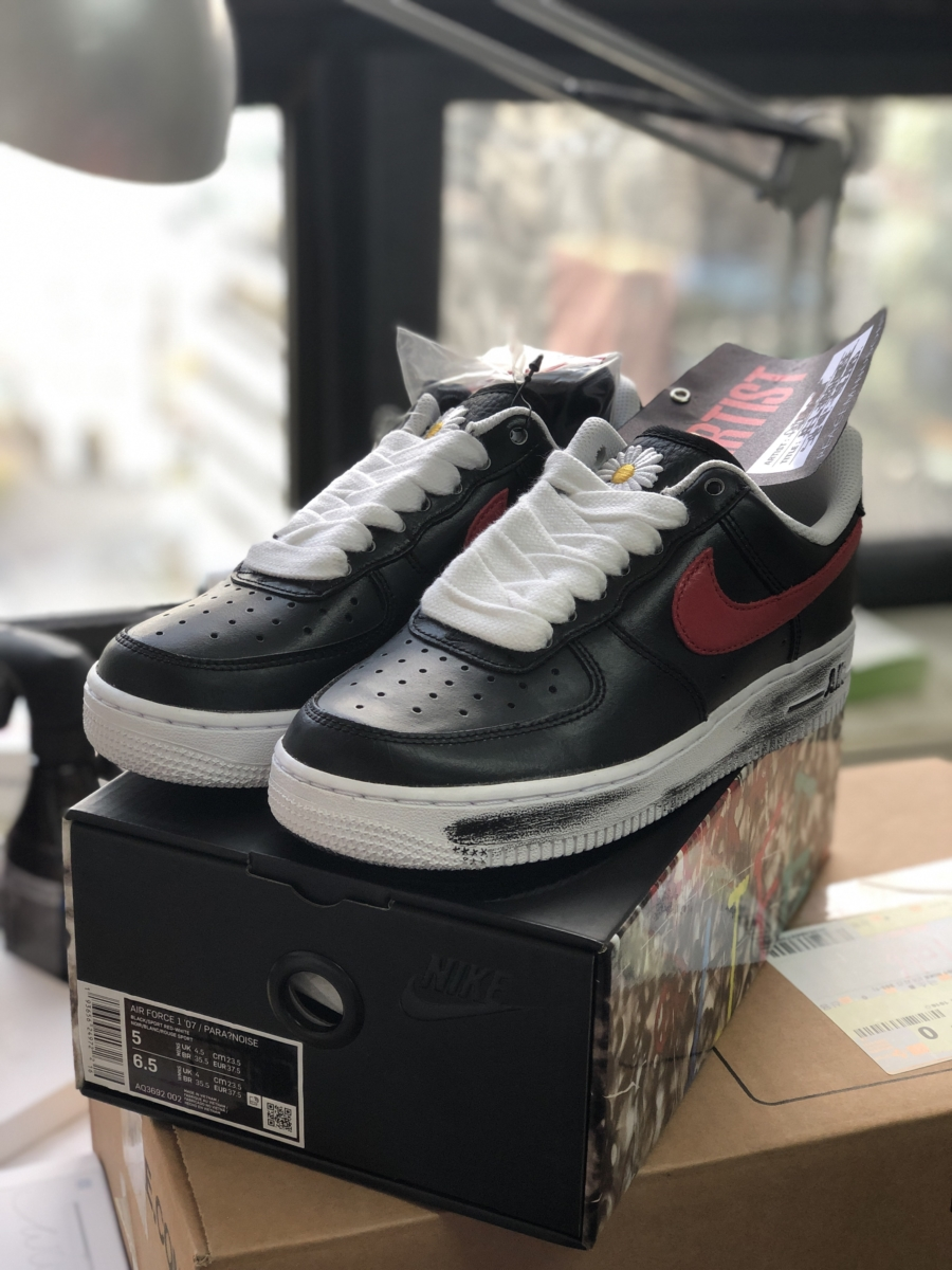 Nike Air Force 1 Peaceminusone – 피마원포스