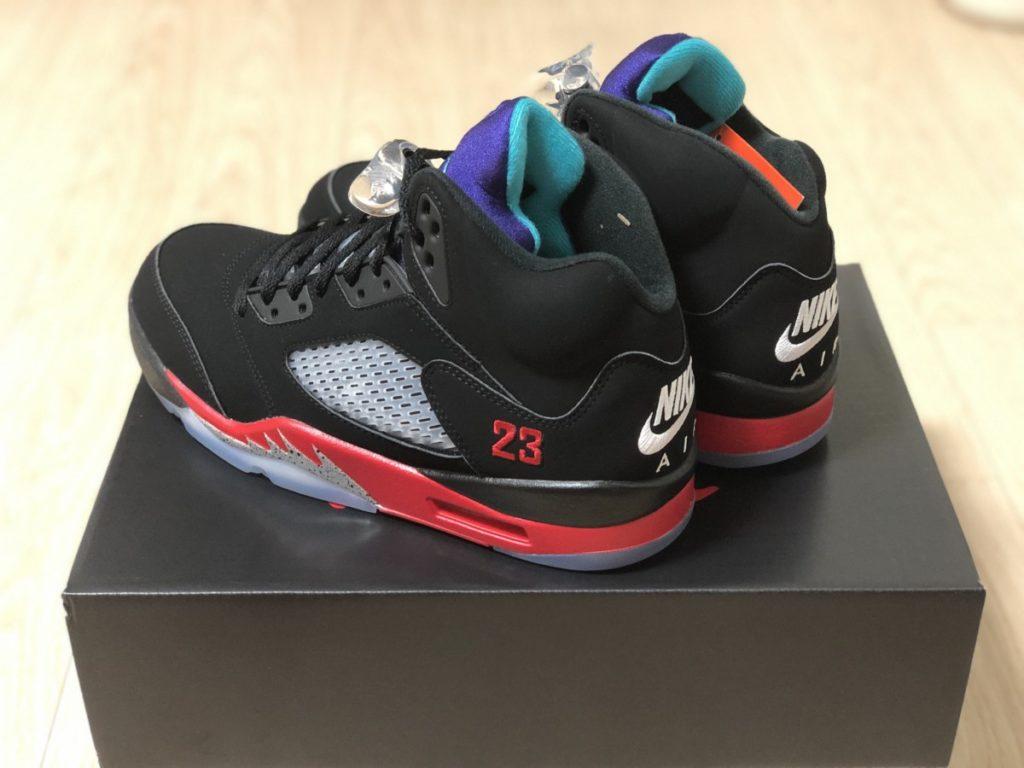 텅장을 위한 에어조던 5 SE TOP 3_Air Jordan 5 SE Top 3